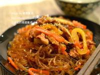 10分鐘韓式雜菜,10분잡채