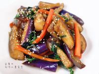 【味道福爾摩莎】塔香紫茄-5分鐘快速上菜