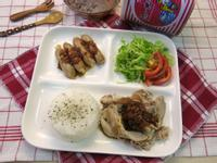 美味日式燒肉醬拌麵飯【統一肉燥風味醬】
