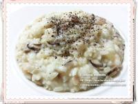 白醬起司鯛魚燉飯