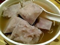 芋頭甜湯(簡易電鍋版)