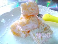 芒果牛奶涼糕