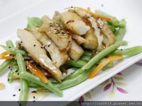 鯛魚煎佐酸梅醬
