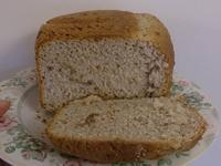 【麵包機】 核桃吐司 糙米飯版