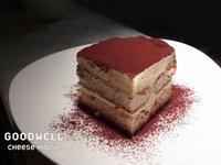 軟滑綿密的微醺美味-義式經典提拉米蘇