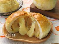 蘋果卡士達麵包【松下烘焙賽】