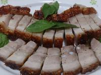 脆皮燒豬肉