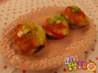 料理甜甜圈【菇菇料理】菇菇起司燒