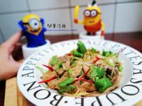 快速料理 - 台式涼拌粉肝(豬肝)
