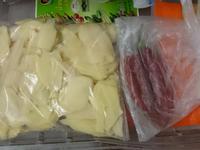 薑片保存法
