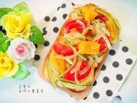 芒果舞沙拉【夏日輕食早餐】