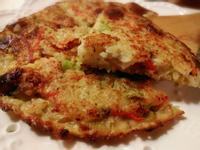 米飯 煎餅 &  米飯pizza