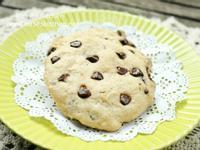 【微波爐1分鐘】巧克力碎片餅乾