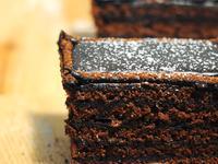 磚塊巧克力蛋糕