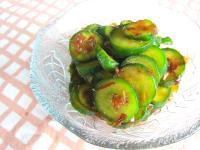 【桔香醬油】柴魚小黃瓜