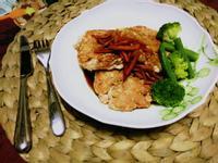 義式鮭魚豆腐漢堡