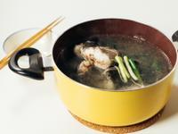一片孝心石斑魚湯-對時海鮮