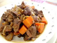 有心食譜:紅酒燉豬腱佐時蔬豬膠原腱肉