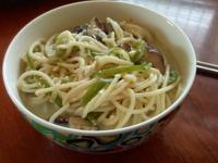 特製義大利中式湯麵