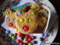 巧克力小熊餅乾