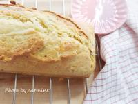 [果醬料理]調理機做微甜芒果果醬磅蛋糕