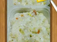 「寶寶副食品」白醬牛肉鮮蔬燉飯