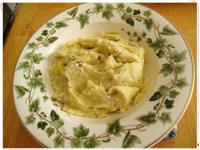 凱薩沙拉醬馬鈴薯泥