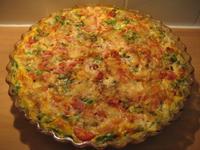 培根義式蛋餅 Frittata