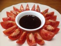 薑汁番茄切盤