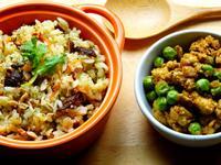 印度風味咖哩雞佐香料飯(下)