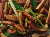 干貝醬炒豆干