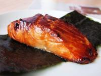 照燒鮭魚排