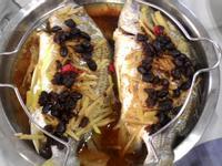 豆豉蒸幡頭魚(台)