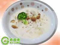 菇菇燕麥濃湯