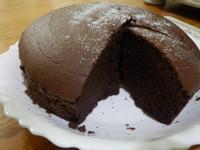 低熱量巧克力乳酪蛋糕