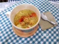 綠咖哩海鮮粥