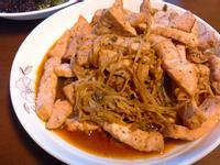 黑胡椒豬柳-LYJ青年廚房