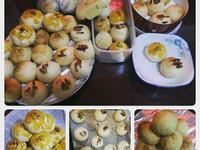 蛋黃酥 綠豆椪(中式點心)