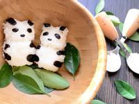 熊貓手做親子壽司