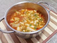 韓式辣豆腐湯