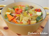 ♥我的手作料理♥ 普羅旺斯燉蔬菜