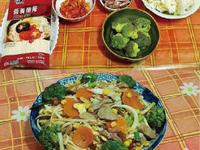 什錦炒麵[五木拉麵]