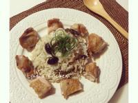 台菜新滋味--義式麻油雞燉飯