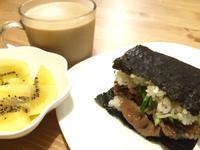 燒肉海苔包飯