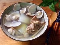 當歸冬瓜蛤蠣湯