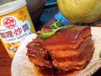 電鍋版東坡肉『牛頭牌咖哩新食代』
