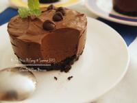 巧克力奧利歐慕斯