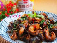 塔香咖哩鳳螺肉『牛頭牌咖哩新食代』