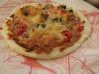薄餅Tortilla披薩