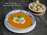 簡易蕃茄濃湯